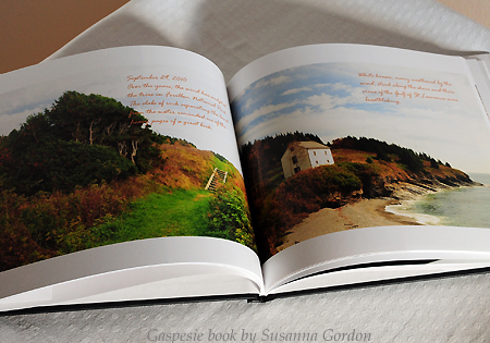 Susanna Gordon, Gaspesie book 1, low res